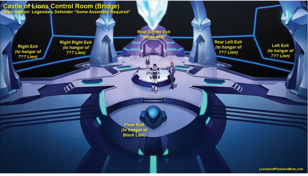 Allura S Room Voltron